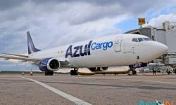 Avião Boeing 737-400F Azul Cargo Express