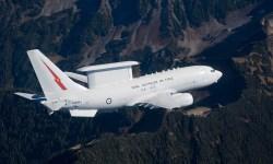 Avião Boeing E-7 Austrália