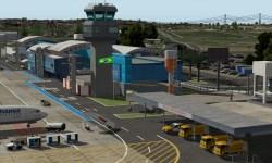 Representação digital 3D Aeroporto de Londrina BIM