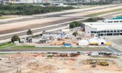 Aeroporto de Salvador Vista Aérea