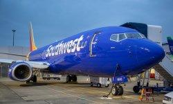 Avião Last Boeing 737NG Southwest Gary Kelly