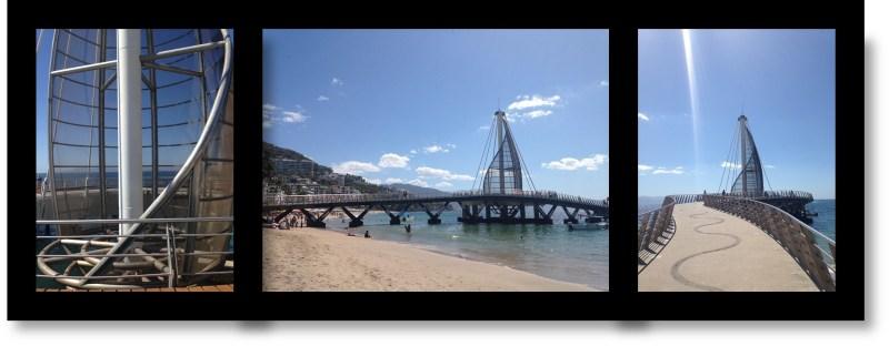 Puerto Vallarta Los Muertos Pier Mexico