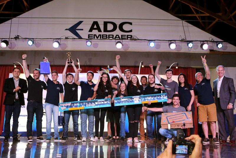 SAE Brasil Aerodesign 2018 Albatroz UDESC
