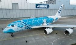 Avião Airbus A380 ANA All Nippon Airways