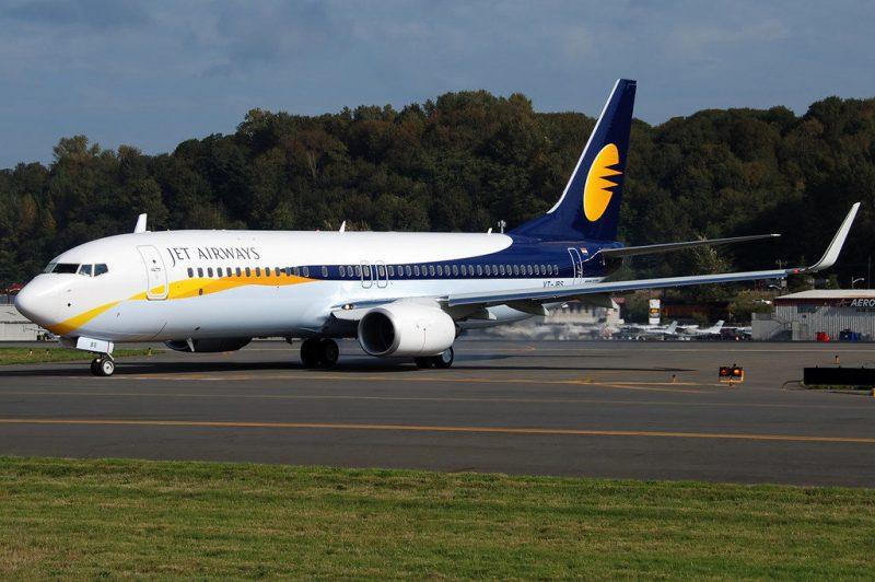 Sequestro avião Jet Airways