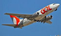 Avião Boeing 737 GOL