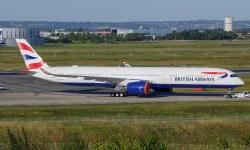 Avião Airbus A350-1000 British Airways