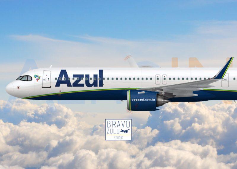 Azul Airbus A321neo