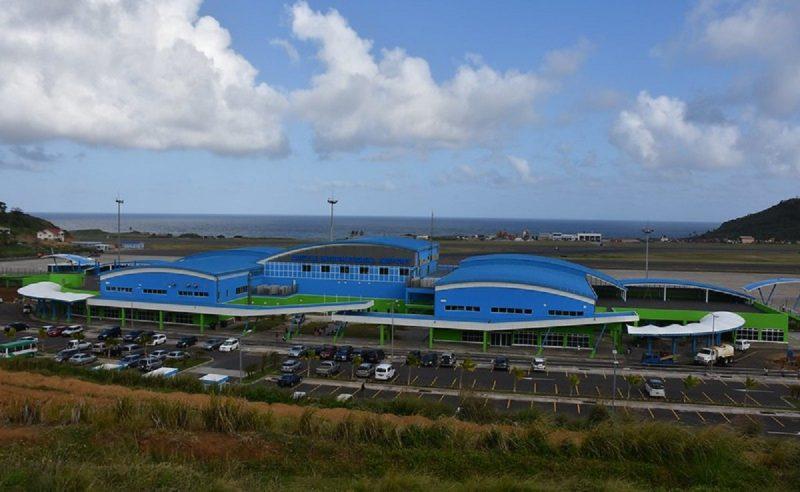 Argyle Airport São Vicente e Granadinas