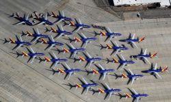 Aviões Boeing 737 MAX Southwest