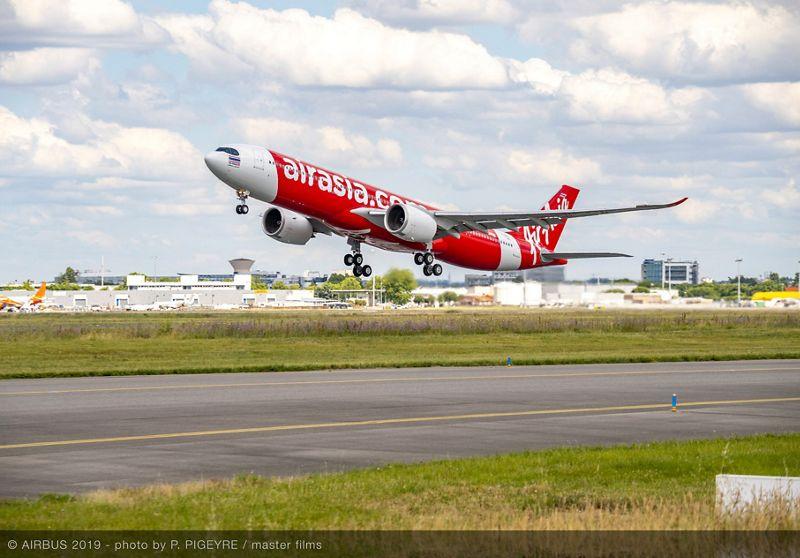 AirAsia X Thailand First A330neo
