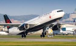Avião Air Canada Airbus A330-300