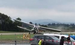 Acidente Antonov An-2 Austria