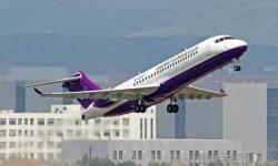 Avião COMAC ARJ21 Advanced Regional Jet