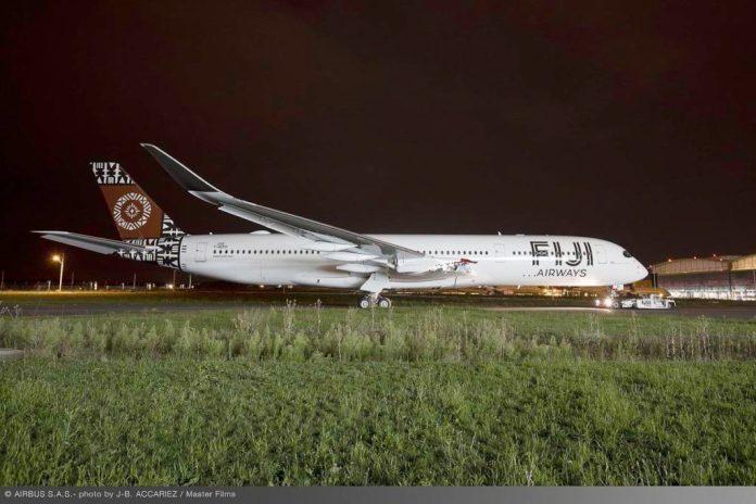 Airbus A350-900 XWB Fiji Airways