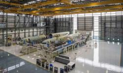 Airbus Linha de Montagem Mobile Alabama