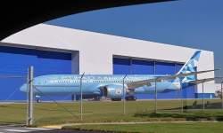 Etihad 787 Manchester City Livery