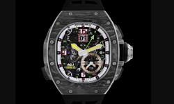 Relógio Airbus ACJ Richard Mille RM62-01