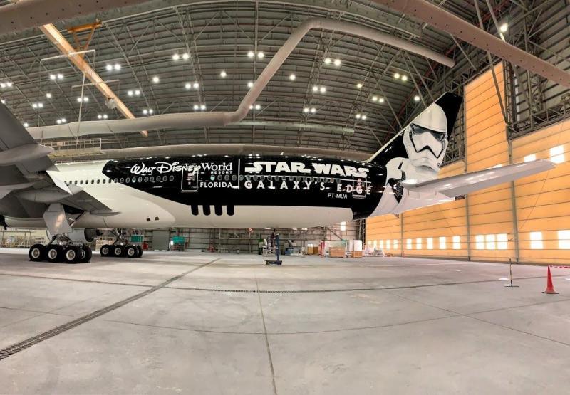 777 LATAM Star Wars