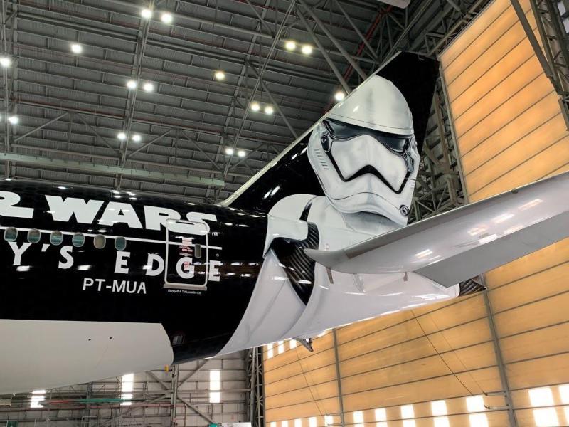 Boeing LATAM Star Wars