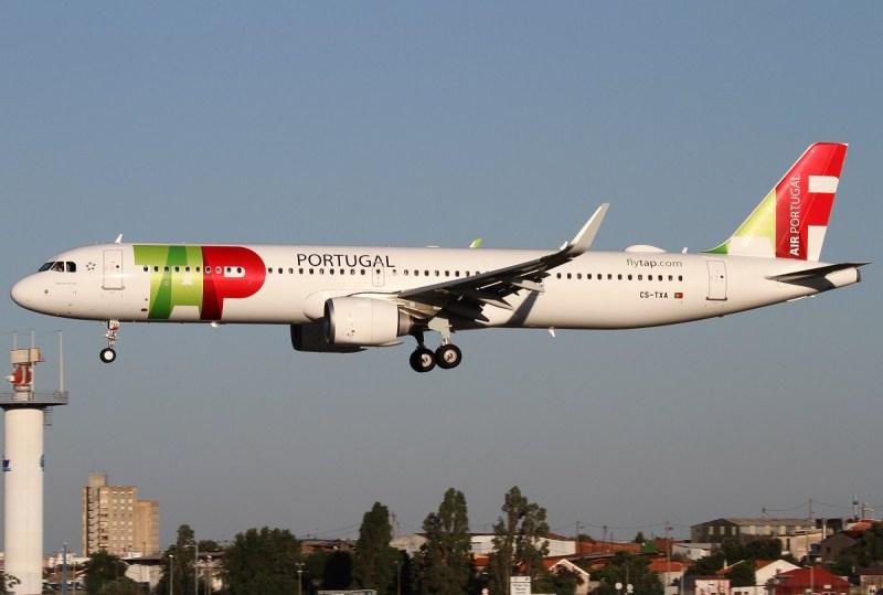 Airbus A321LR TAP