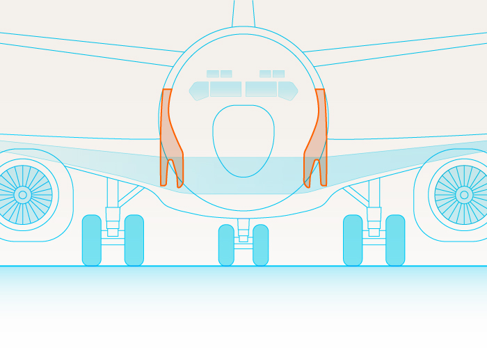 Boeing 737 Pickle Fork