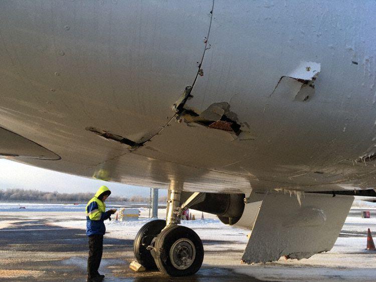 Acidente A320 Smartlynx Tallinn 2018