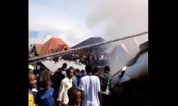 Acidente Queda Avião Dornier 228 Congo