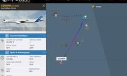Radar Voo Primeiro A321neo Azul