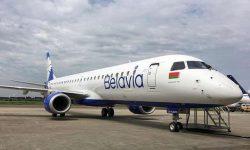 Belavia Embraer 195 E195