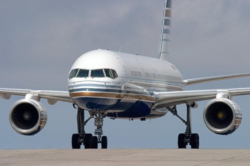 Boeing 757 Airbus Privilege