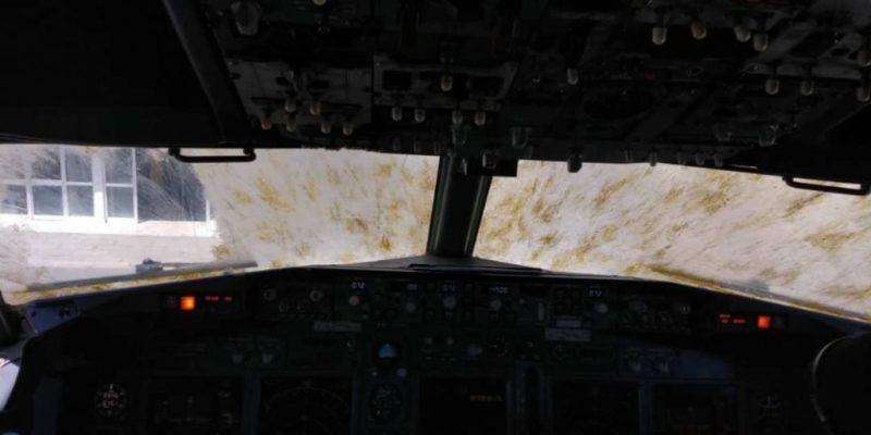 Incidente 737 Ethiopian Nuvem Gafanhotos
