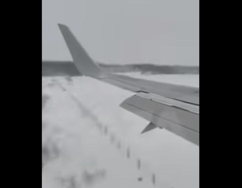 Acidente UTair 737 Pouso Antes da Pista