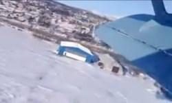Acidente Vídeo Passageiro AN-2 Rússia