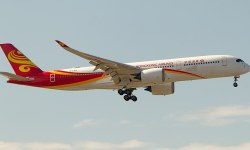 Hong Kong Airlines Avião Airbus A350-900