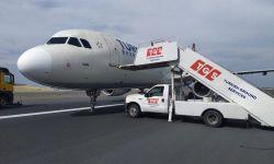 Incidente A321 Turkish Perda Rodas Trem Nariz