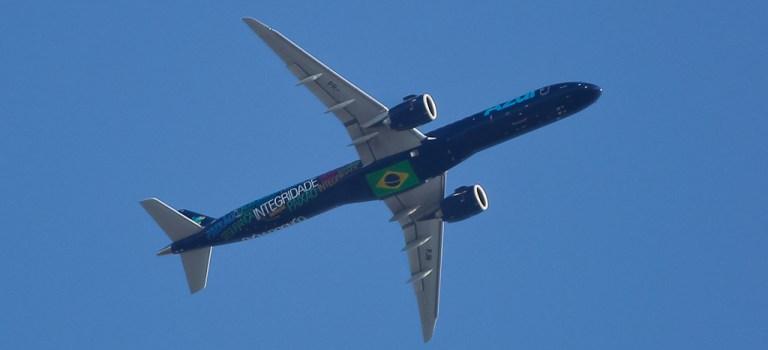Avião Embraer 195 E2 Azul