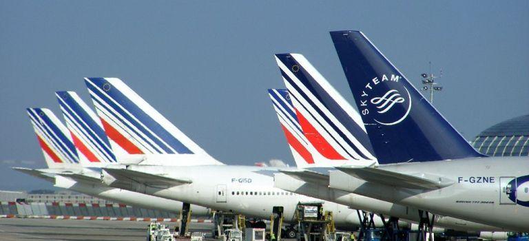 Aviões Caudas Air France