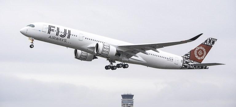 Avião Airbus A350-900 Fiji Airways