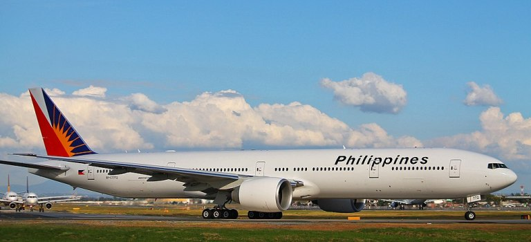 Avião Boeing 777-300ER Philippines Airlines