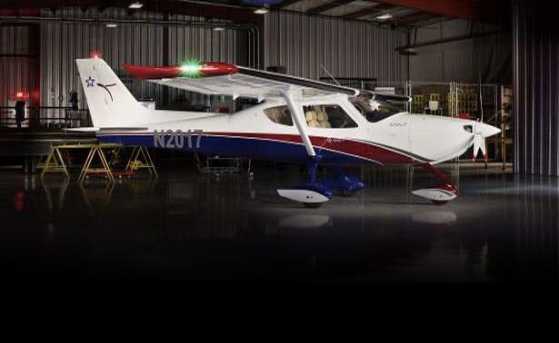 Aeronave Comercial Eletrica Colt S-LSA 20072501