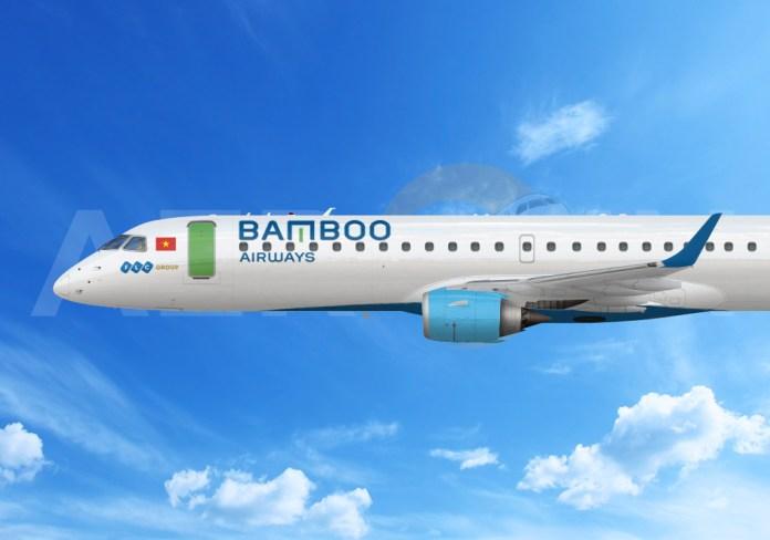 Bamboo Airways E195