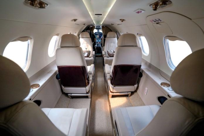 Embraer Phenom 300 Interior Prime You