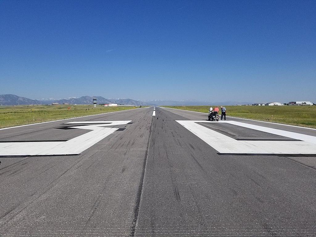 Aeroporto Pista Numeração Cabeceira