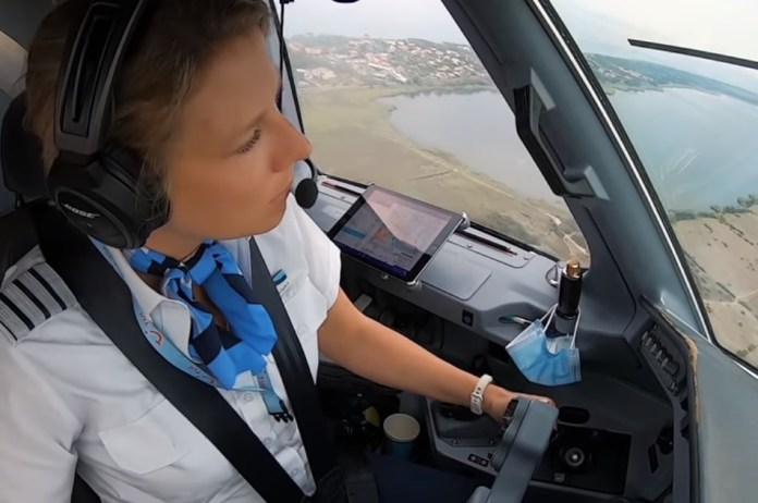 Comandante Daya Voo Embraer 190 Just Planes