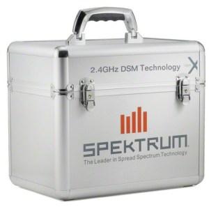 Caixa de Alumínio SPEKTRUM Aero vertical