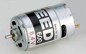 Motor Eléctrico Graupner Speed 600 8,4V