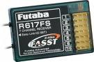 Futaba R617FS (7ch) 2.4GHZ FASST RX