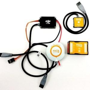DJI Naza-M V2, modulo PMU V2 + GPS