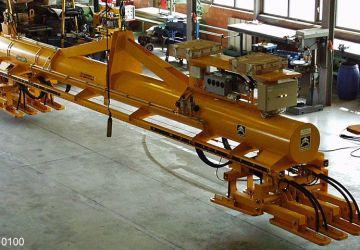 Vacuüm heftoestel van Aerolift voor het handlen van heipalen